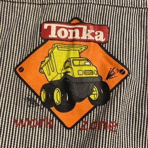 Tonka Truck Babys Jean Jacket